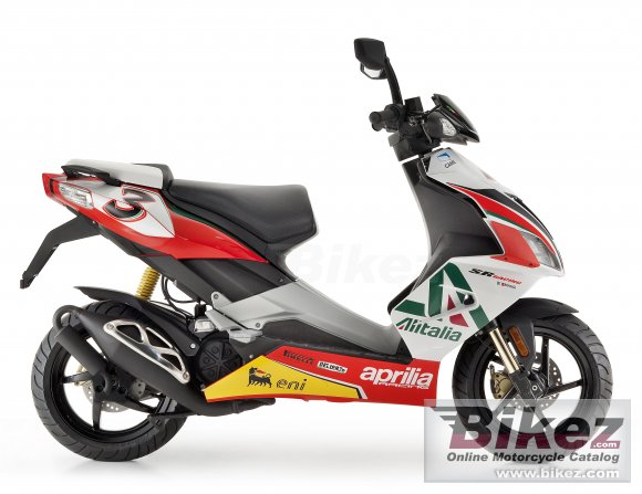 2012 Aprilia SR 50 R Replica SBK photo