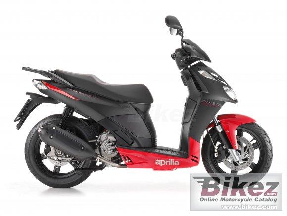 2012 Aprilia SportCity Cube 300
