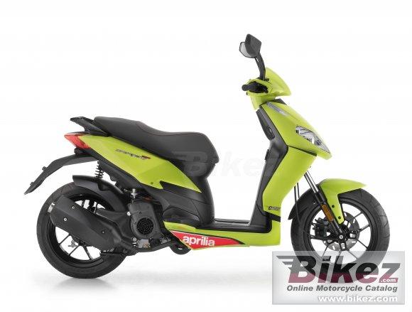 2012 Aprilia SportCity One 125 4t