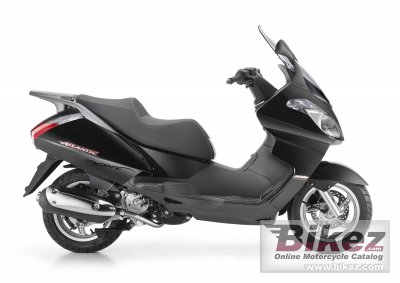 2012 Aprilia Atlantic 300 photo