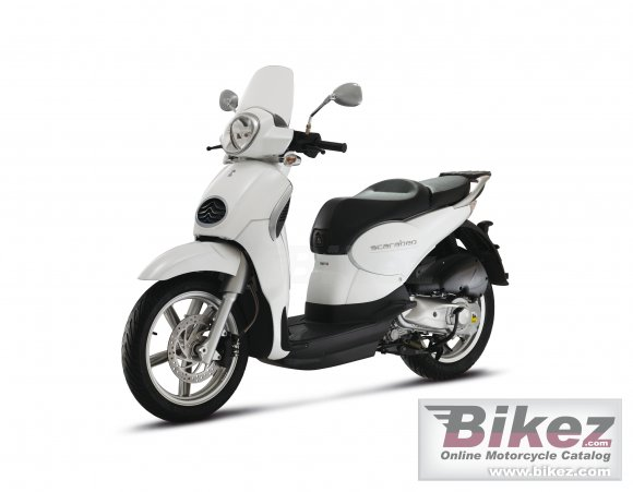 2012 Aprilia Scarabeo 125ie photo