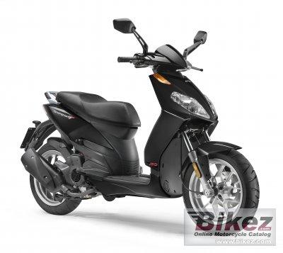 2012 Aprilia SportCity One 50 4t