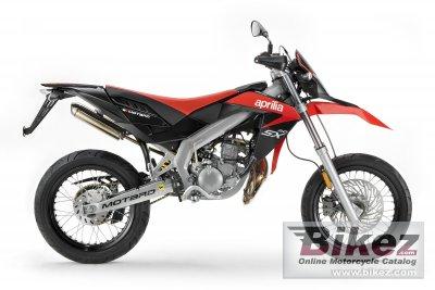 2012 Aprilia SX 50