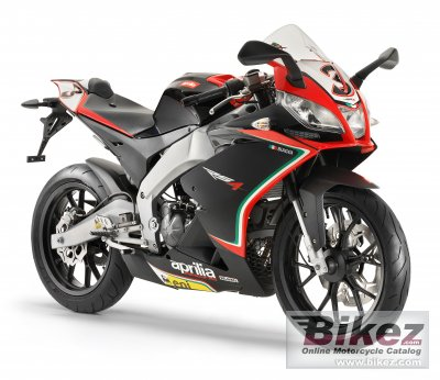 2013 Aprilia RS4 125 Replica photo