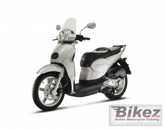 2013 Aprilia Scarabeo 200ie photo