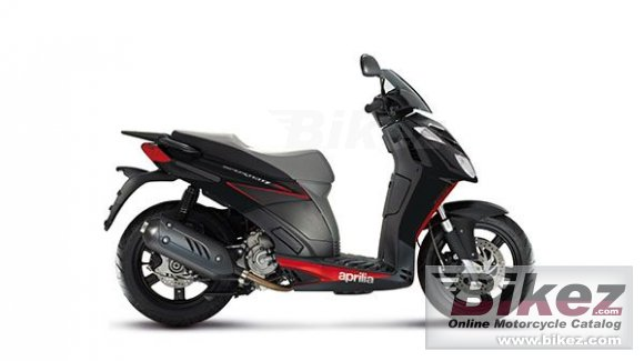 2013 Aprilia SportCity 125