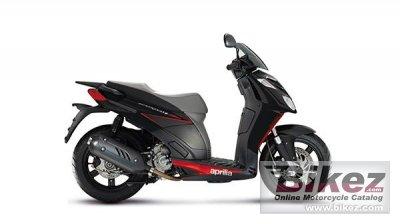 2013 Aprilia SportCity 250