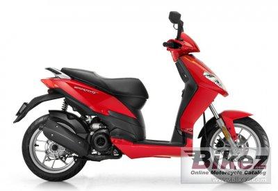 2013 Aprilia SportCity 50