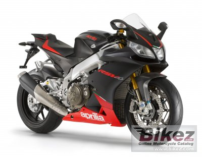 2014 Aprilia RSV4 Factory APRC ABS photo