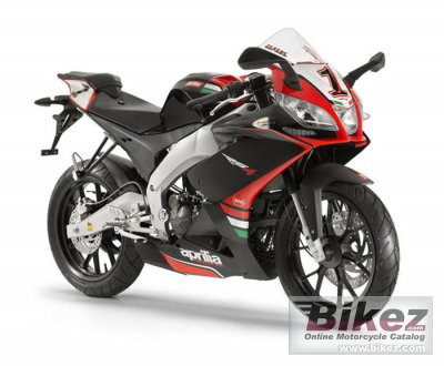 2014 Aprilia RS4 125 Replica photo