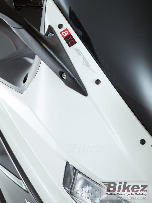 2014 Aprilia SRV 850