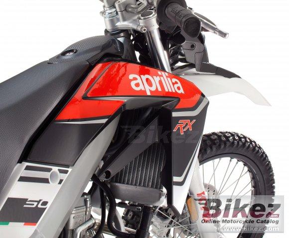 2015 Aprilia RX 50