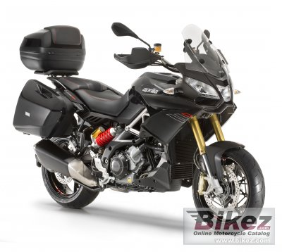 2015 Aprilia Caponord 1200 Travel Pack