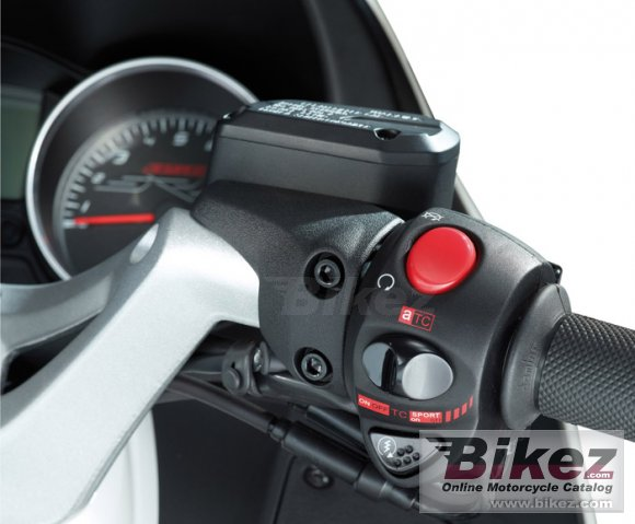 2016 Aprilia SRV 850 ABS-ATC