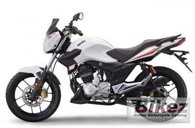 2016 Aprilia STX 150