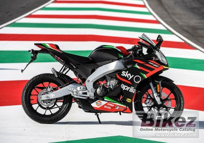 2019 Aprilia RS 125 Replica GP