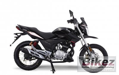 2020 Aprilia ETX 150