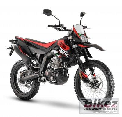 2020 Aprilia RX 125