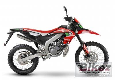 2020 Aprilia RX 50