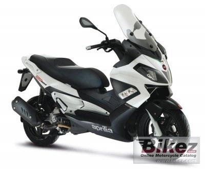 2020 Aprilia SR Max 300