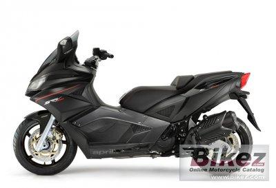2020 Aprilia SRV 850 ABS-ATC