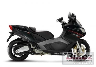 2020 Aprilia SRV 850