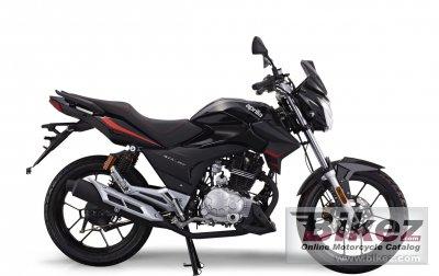 2020 Aprilia STX 150