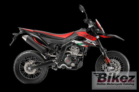 2021 Aprilia SX 125