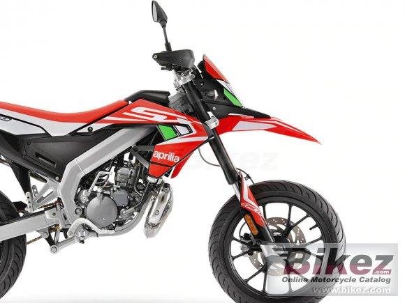 2021 Aprilia SX 50 Factory