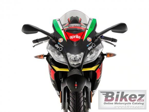 2021 Aprilia RS 125 GP Replica