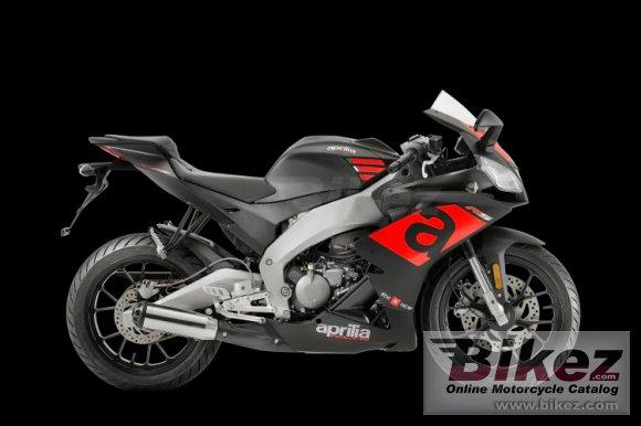 2021 Aprilia RS 50