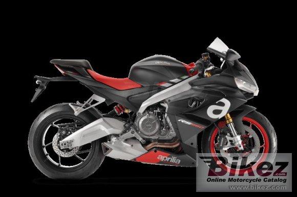 2021 Aprilia RS 660 35kW