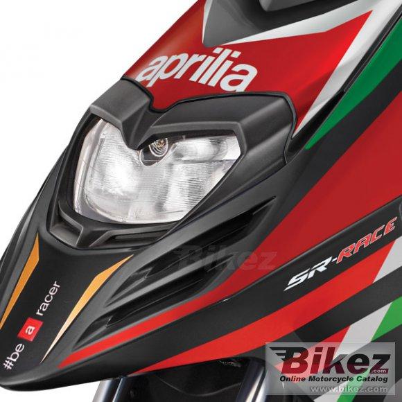 2021 Aprilia SR 160 Race