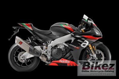 2021 Aprilia Rsv4 1100 Factory Specifications And Pictures