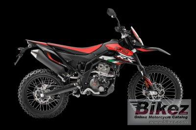 2021 Aprilia RX 125