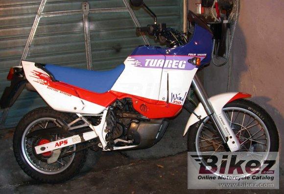 Aprilia Tuareg 350