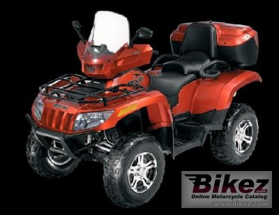 2009 Arctic Cat TRV 1000 H2 EFI Cruiser photo
