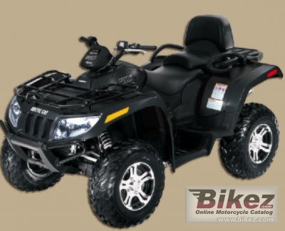 2009 Arctic Cat TRV 550 H1 EFI LE photo