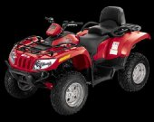 2009 Arctic Cat TRV 400 photo