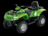 2009 Arctic Cat TRV 650 H1