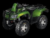 2009 Arctic Cat 700 H1 EFI MudPro photo
