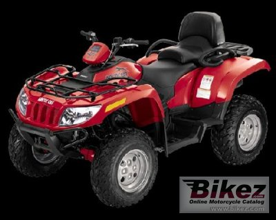 2009 Arctic Cat TRV 400