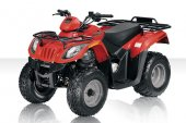 2010 Arctic Cat 150 Youth 2x4