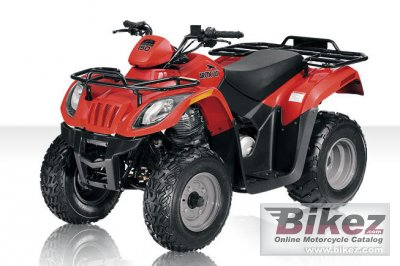 2010 Arctic Cat 150 Youth 2x4 photo