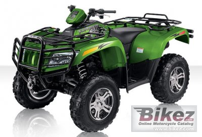 2010 Arctic Cat Thundercat 1000 H2 LE photo