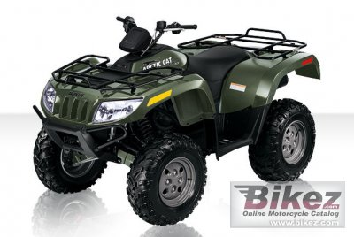 2010 Arctic Cat 700 S photo