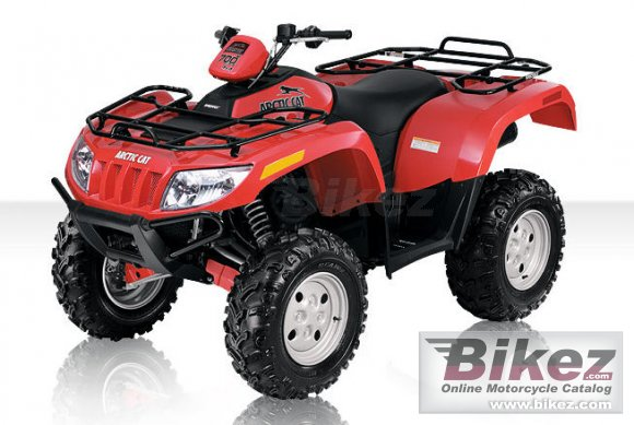 2010 Arctic Cat 700 H1 EFI photo
