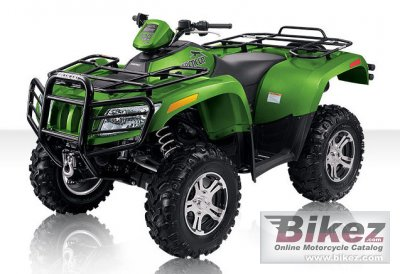 2010 Arctic Cat 700 H1 EFI LE photo