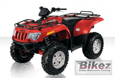 2010 Arctic Cat 550 S photo