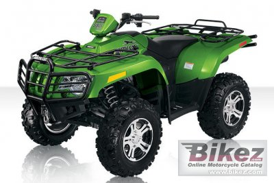 2010 Arctic Cat 550 H1 EFI LE photo